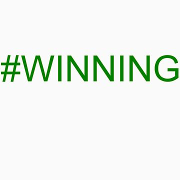 #WINNING by FightRomero