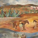 Pulque Rancho by Kay Hale