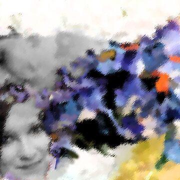 Faces in Flowers by Marker2ndLT