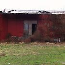 Old Building in Southside, AL by Charldia