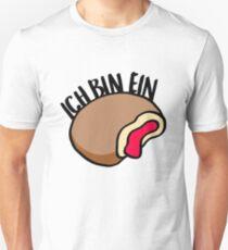 Camiseta unisex Ich Bin Ein v.2