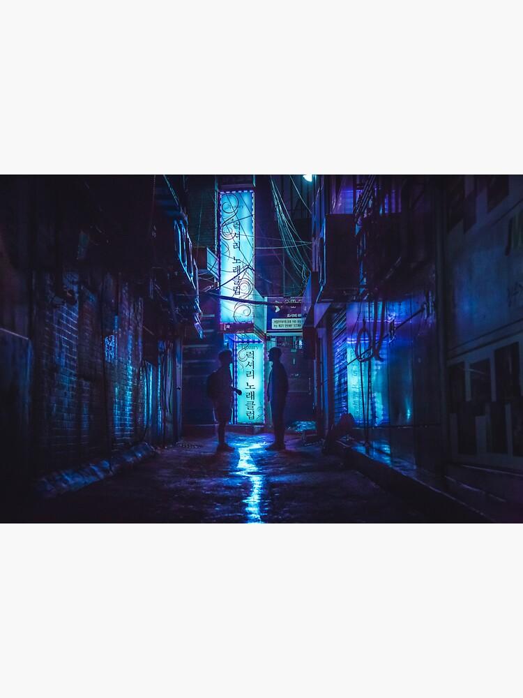 Midnight Meeting by noealz