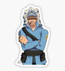 Chief Solly Sticker
