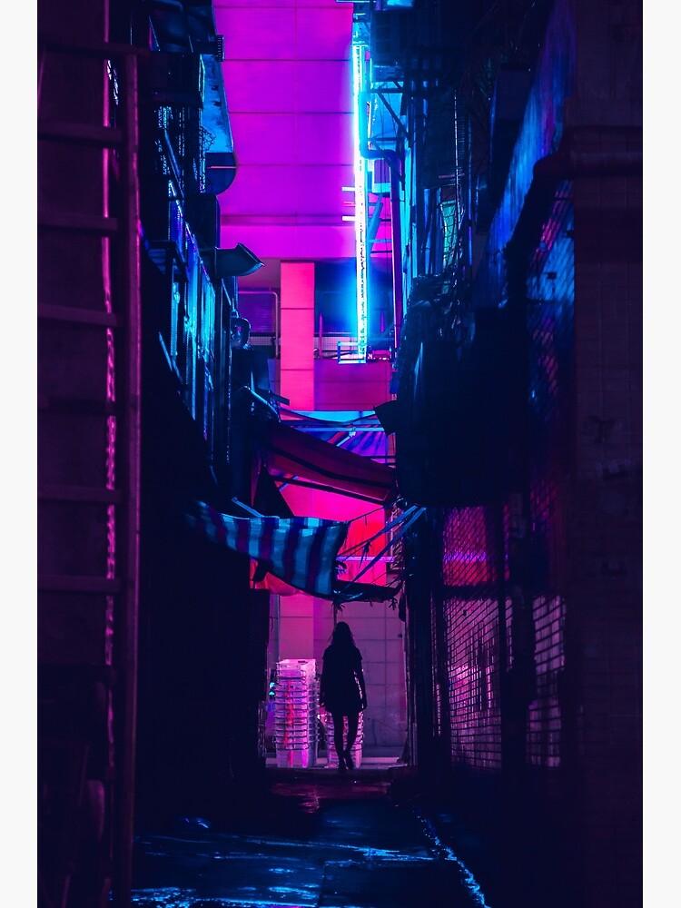 Hong Kong Outrun by noealz