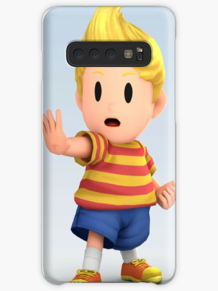 'Ness and Lucas' Case/Skin for Samsung Galaxy by Pootis