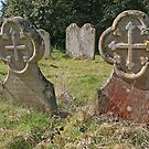 St.Peter's Churchyard, Ludsworth, West Sussex by dgbimages