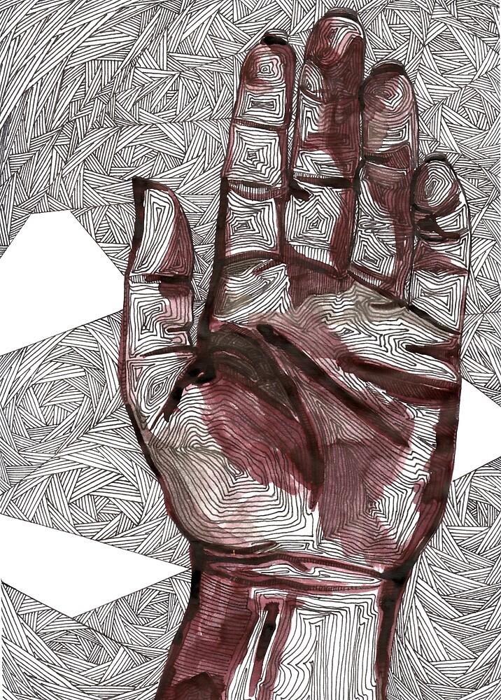 Hand - faith and truth by GundW