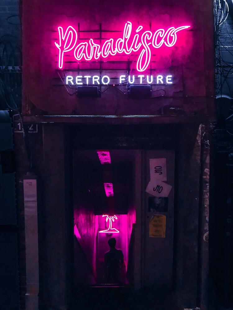 Paradisco Retro Future by noealz