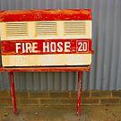 Fire Hose #20 - Cockatoo Island by fionapine