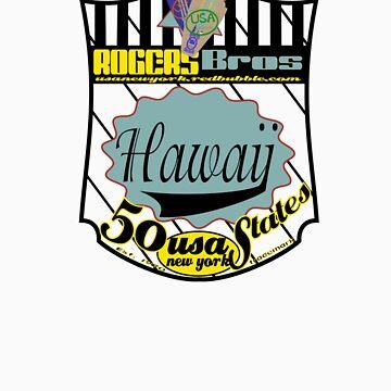 usa hawaii by rogers bros by usahawaii