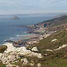 Exposed rocky coastline - Near Yealm Estuary by moor2sea