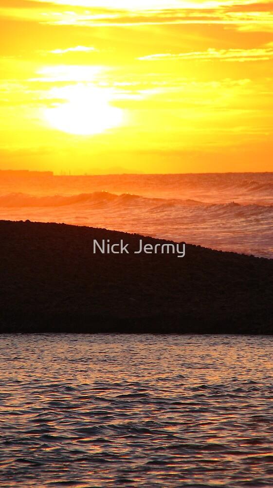 River Spey Sunrise by Nick Jermy