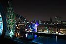 Newcastle upon Tyne by David Lewins