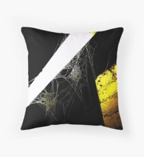 Click! ....and your gone. Throw Pillow