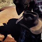 Cuttin' A Stallion by pmreed