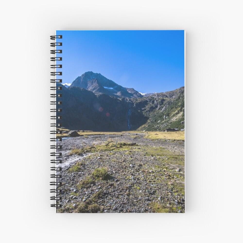 Sulzenaualm (1.872m) Spiral Notebook