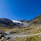 Tibet - or am I still in The Tyrol by Stefan Trenker