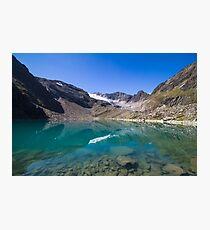 Blaue Lacke (2.290m) Photographic Print