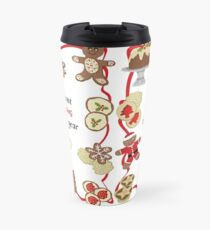 Scrumptious Christmas Cookies Travel Mug