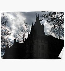 Gothic Sky Poster