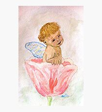 Fairy Daycare Photographic Print