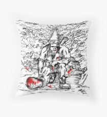 Army Of Darkness Throw Pillow