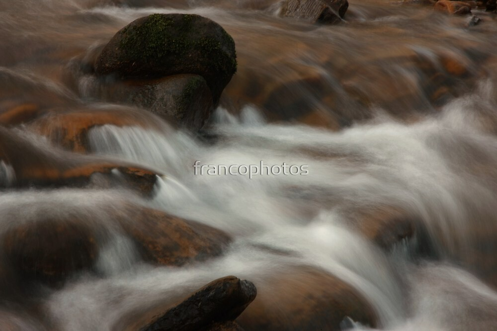 Edale River by Franco De Luca Calce
