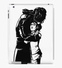 Stronger When You Hold Her iPad Case/Skin