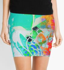 Quiet life Mini Skirt