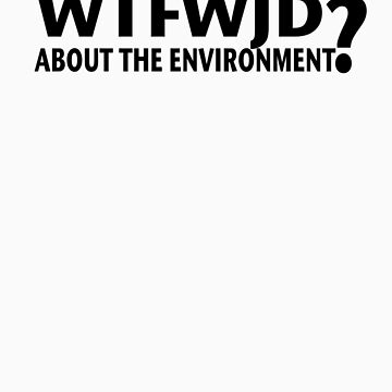 WFTWJD Environment by morepraxis