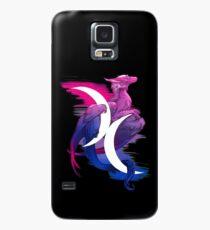 Bi Pride Dragon Case/Skin for Samsung Galaxy