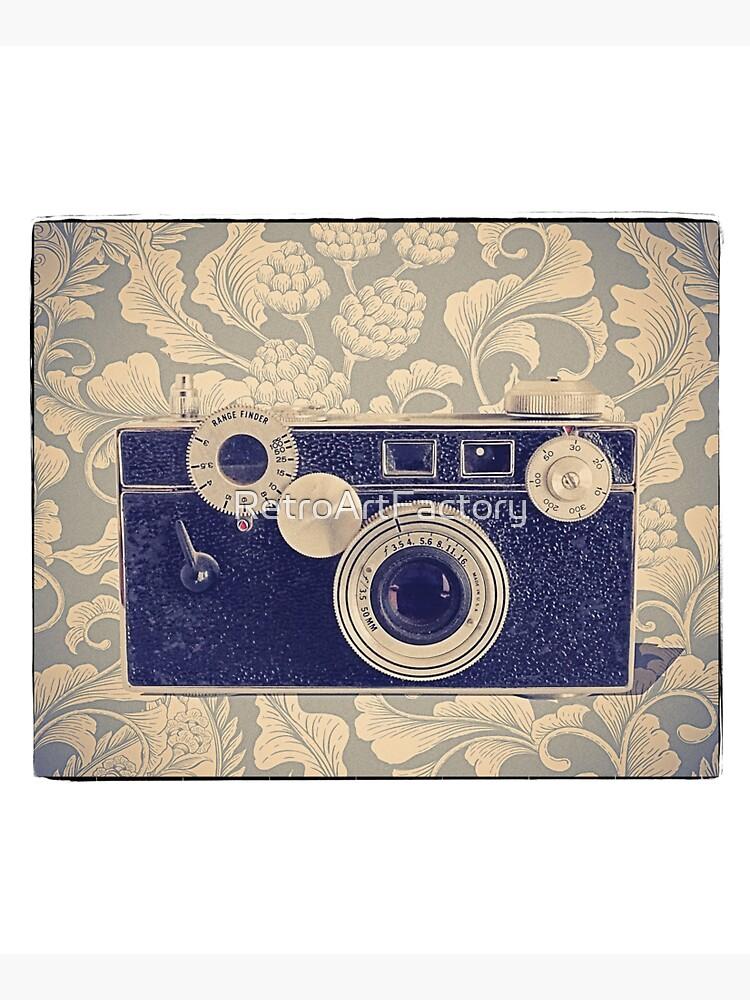 Argus Camera - Vintage Color by RetroArtFactory