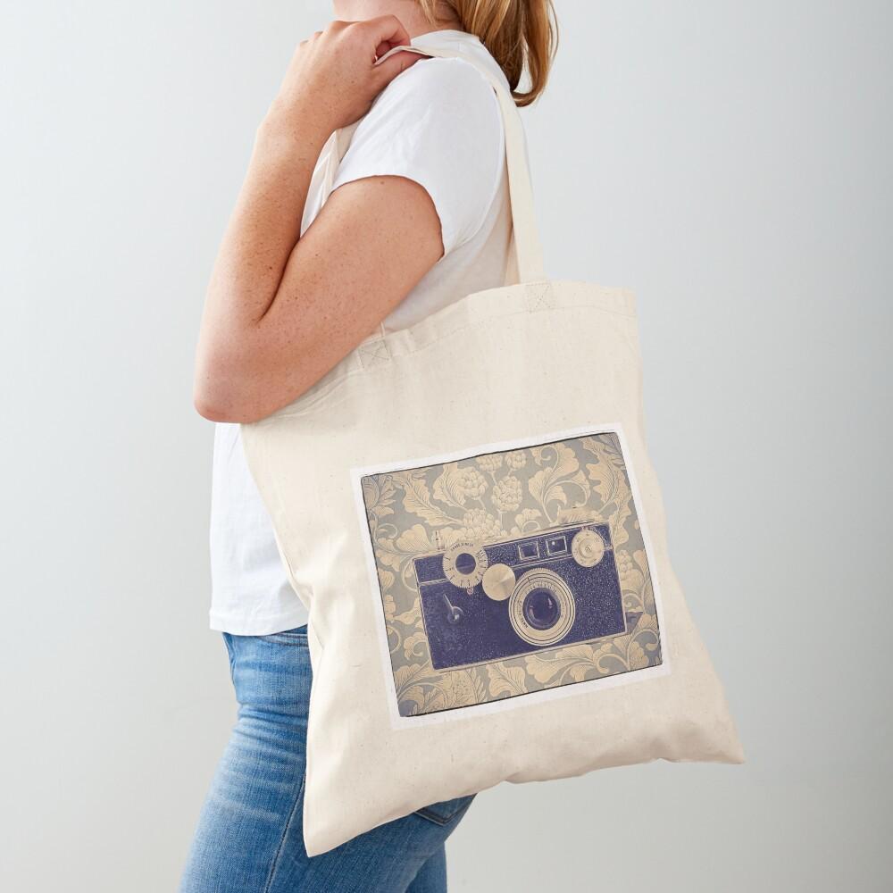 Argus Camera - Vintage Color Tote Bag