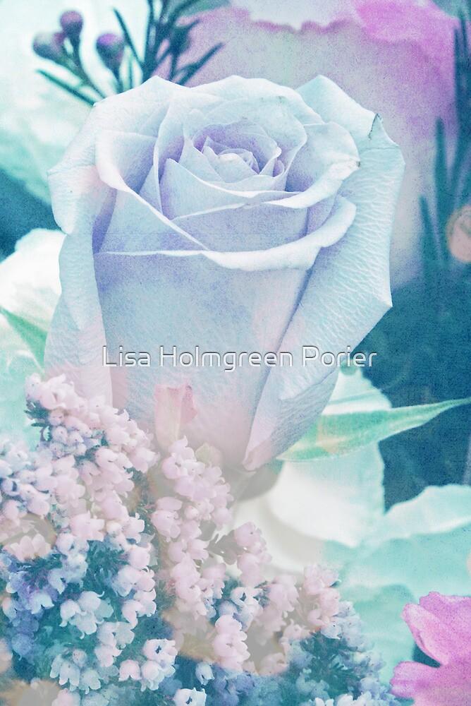 Antiqued Rose Photo by Lisa Holmgreen Porier
