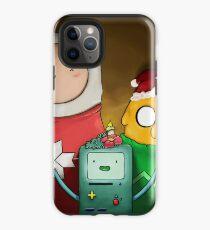 Fröhliche Weihnachten iPhone-Hülle & Cover