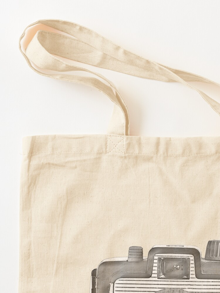 Alternate view of Brownie Holiday Camera Tote Bag