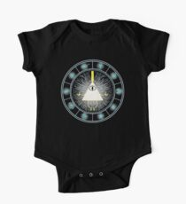 Bill Cipher One Piece - Short Sleeve