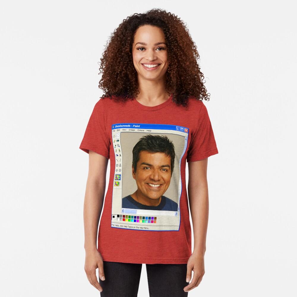 nice, cool, wow Tri-blend T-Shirt
