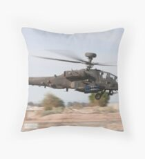 Apache Takeoff Throw Pillow