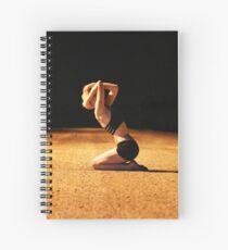 Cuaderno de espiral Maldad
