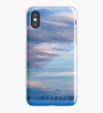 Painted Skies iPhone Case