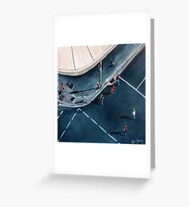 Going Places Greeting Card