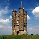 Broadway Tower by John Dalkin