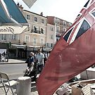 St Tropez - flying the flag of tourism by markmccall