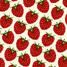 Copy of Raspberry Pattern - Pink by Kelly  Gilleran