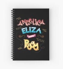 The Schuyler Sisters! Spiral Notebook