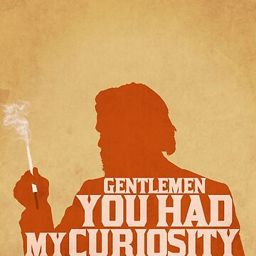 Django Unchained - Calvin Candie: Now You Have My Attention by JonNaylor