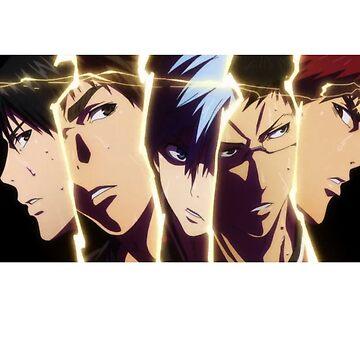 The Seirin Team by rayes88