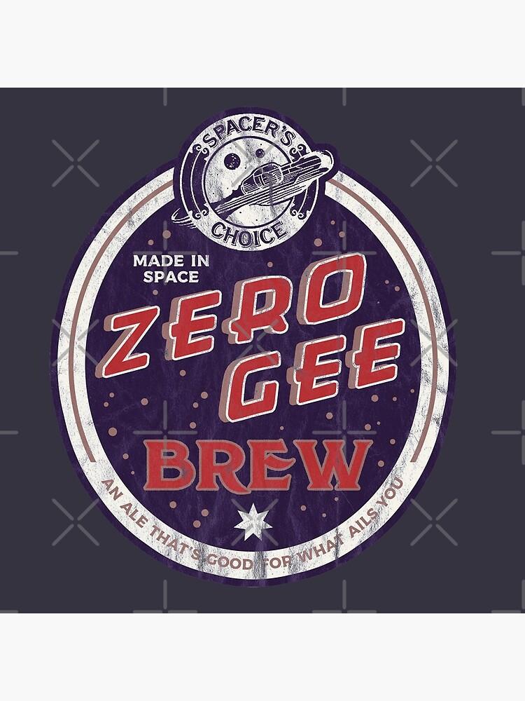 Zero Gee Brew | The Outer Worlds by surik-