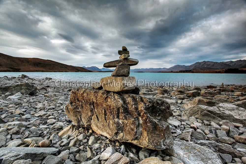 Inukshuk by Christopher Meder Photography